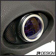 Ford Focus Mk2 Air Vent Gauge Holder Inc ST - Carbon Effect