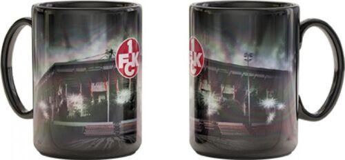 1 FC Kaiserslautern Tasse Metallic