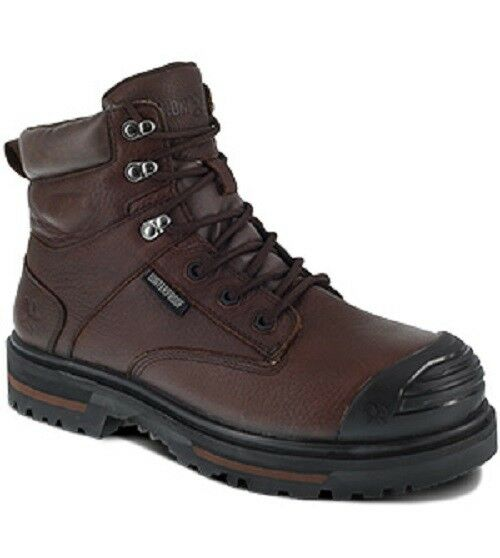 Iron Age Boots  Men's Brown IA0130 Troweler 6-Inch Work Boots
