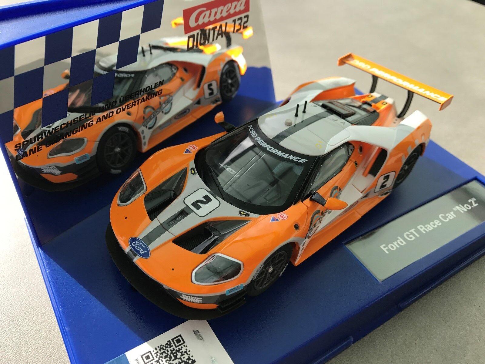 fino al 50% di sconto autorera autorera autorera Digital 132 30786 Ford Gt Race auto   No. 2   Nuovo Conf. Orig.  edizione limitata