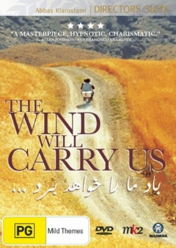 1 of 1 - The Wind Will Carry Us (DVD, 2005)-REGION 4-Brand new-Free postage