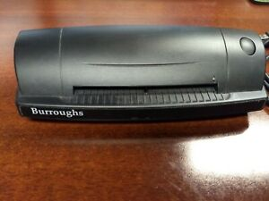 Details about Burroughs SmartSource Micro Series USB Check Scanner SSM1-PKG  w/ power cable