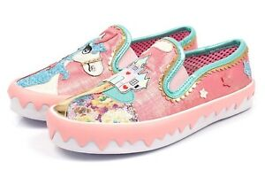 Shoes Trainers New Pink Castle Unicorn 3 Choice Character Flat Misty 9 Irregular SHR6zWqw