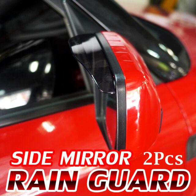 Side Mirror Rain Snow Visor Guard for CHRYSLER - Aspen 200 300 Cirrus Concorde