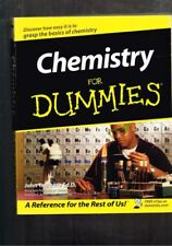 Chemistry For Dummies By John T Moore