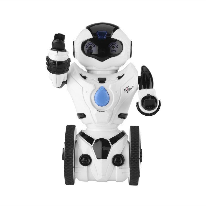 Auto Balancing RC Robot - Five Characteristics, Walking, Load Bearing, Fight Mod