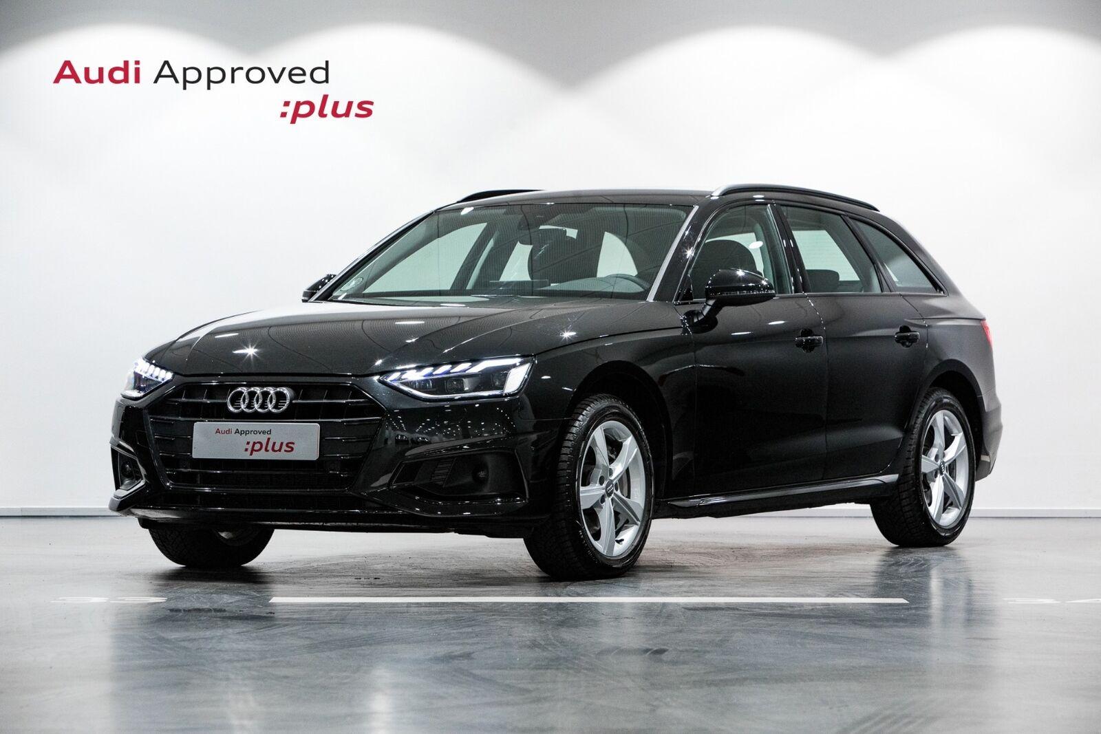 Audi A4 40 TDi Advanced+ Avant S-tr. 5d - 494.000 kr.