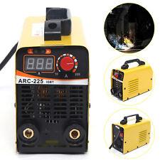 110v 120a Mini Electric Welding Machine Igbt Dc Inverter Arc Mma Stick Welder Us