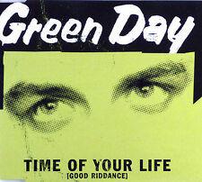Maxi CD - Green Day - Time Of Your Life (Good Riddance) - #A2307