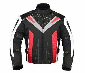 Chaqueta-de-moto-Cordura-Hombre-tamano-disponible-S-M