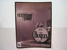 'The Beatles' 50th Anniversary Commemorative Program 2014