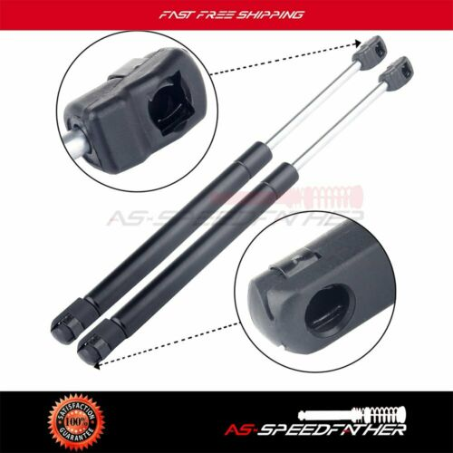 1pair Front Hood Lift Supports Struts Gas Springs Props For Nissan Titan 2004-14