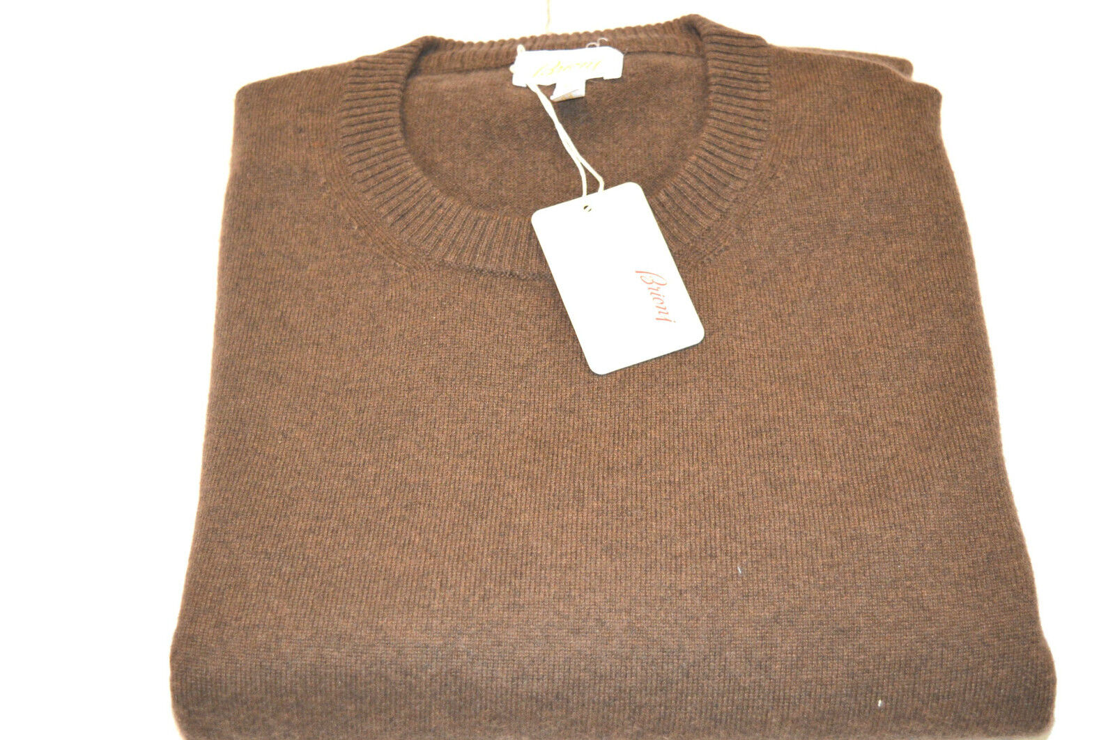 NEW   890,00 BRIONI  Sweater  100% Cashmere Größe 2XL Us  56  Eu