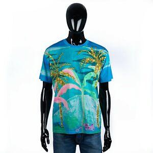 CELINE x TYSON REEDER 490$ Loose Tshirt With Autobahn Print