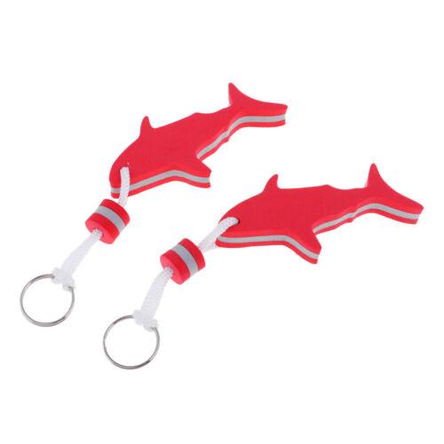 2er Pack Schlüsselanhänger schwimmend Anhänger Taschenanhänger Geschenkidee