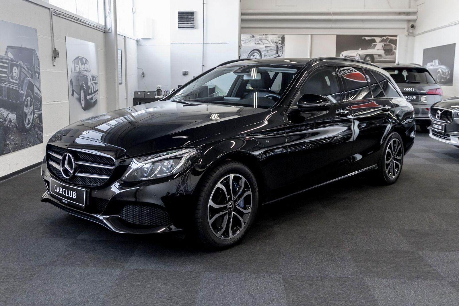 Mercedes C350 e 2,0 Avantgarde stc. aut. 5d