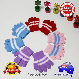 SALE-Kids-Toddler-Winter-12cm-Gloves-Boy-Girl-Full-Finger-Mittens-Warm-Gloves