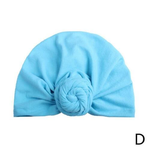 Baby Toddler Bunny Rabbit Bow Knot Turban Headband Hair Band Headwrap Girls Top