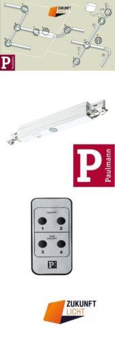 WEISS QUALITÄTS WARE ART: 95071+95073 PAULMANN U-RAIL PIR-DIMMSCHALTER