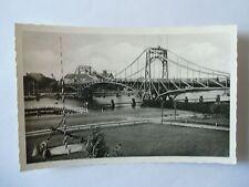 Ansichtskarte Wilhelmshaven Kaiser-Wilhelm-Brücke 50/60er??