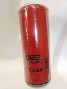 Details about Baldwin BD50000 engine oil filter FOR CUMMINS ISX
