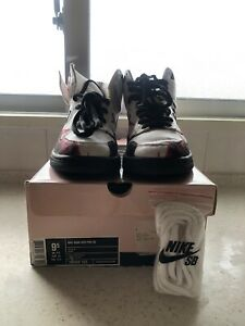 Nike-Dunk-High-Pro-Melvins-SB-2005-Size-9-5-VNDS-Authentic-Original-All