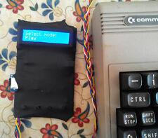 TAPUINO!!! C64 C128 Commodore 64 128 Datasette emulatore