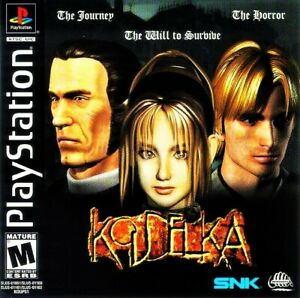 Koudelka-PS1-Great-Condition-Fast-Shipping