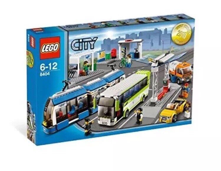LEGO City Public Transport Station (8404) nouveau   prix de gros