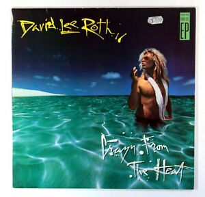 David Lee Roth Crazy From The Heat 12 Vinyl E P Ebay