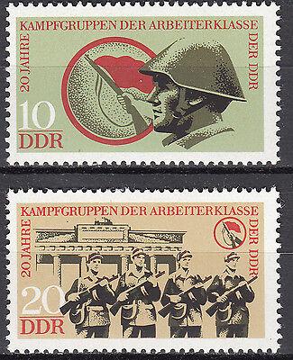 1874-1875 Postfrisch ** Mnh Zu Verkaufen Pflichtbewusst Ddr 1973 Mi Nr