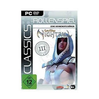 PC Computer Spiel ***** Guild Wars - Nightfall **************************NEU*NEW