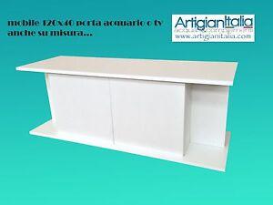 Tavolo mobile supporto acquario acquari dubai 120 x 40 o for Mobile per acquario