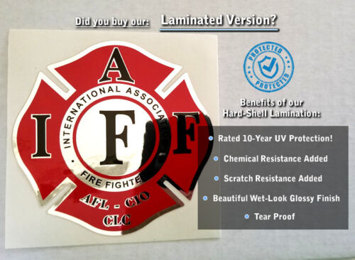 REFLECTIVE Notched Tetrahedrons Firefighter Helmet Decal Kit 8pcs DURABLE 0288