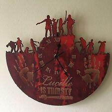 Walking Dead  Lucille Clock