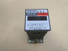 Oriental Motorvexta Sg8030s Servo Motor 24vdc Controller With Omron Base