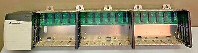 Bereidwillig Allen Bradley Controllogix 17 Slot Rack & Power Supply Combo 1756-pa72/b & A17/b