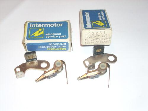 VW BEETLE 1200 60-64 1500 61-63 MERCEDES BENZ 600 65-81 300 68-72 contact sets