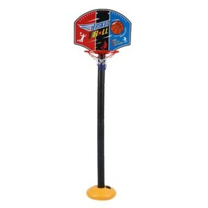 Reglable-ensemble-de-jouet-de-basketball-d-039-enfants-bebe-Equipment-de-traite-S6X9