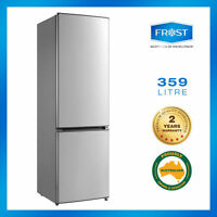 2017 Frost 359l Bottom Mount Freezer Fridge Not Samsung Westinghouse Lg