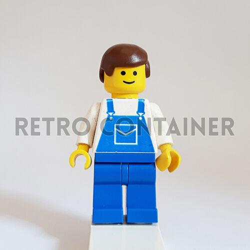 LEGO Minifigures Classic Town Omino Minifig 6699 6369 1x ovr012 Mechanic