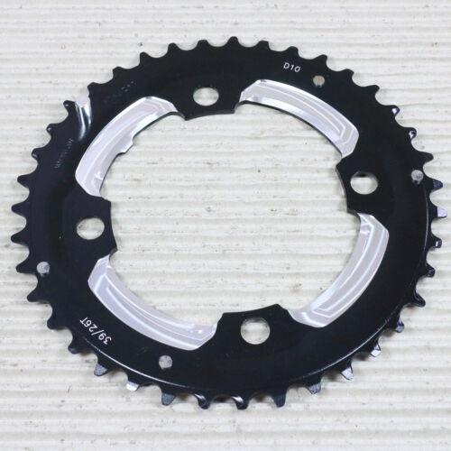 FSA Chainring wa286 MTB Pro LK 104 39 Teeth d-10 Al 7075-t6 Punching Black