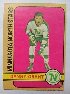 1972-73-OPC-O-Pee-Chee-57-Danny-Grant-Minnesota-North-Stars-VG