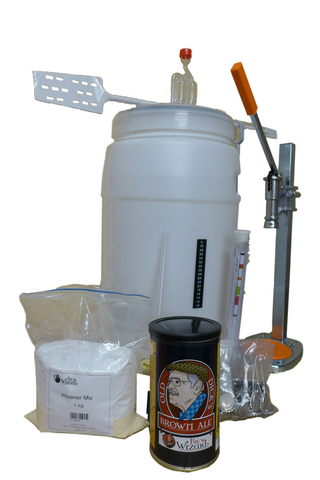 Delux Home Brewing Kits for Beginer
