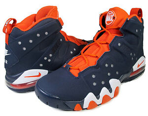 8a2c129da5b NIKE AIR MAX BARKLEY HOH SIZE 12 AUBURN RARE KICKS ON COURT NBA PE ...