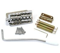 Lefty Chrome Tremolo For Mexican Standard Fender/squier Strat® Sb-5212-l10