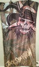 Disney Sleeping bag Pirates of the Caribbean  Dead Mans Chest Rare