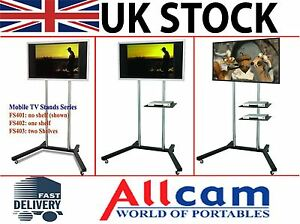 FS40-amp-TT41-Series-Retail-Display-Stand-for-32-034-to-60-034-Plasma-LCD-TV-Bracket