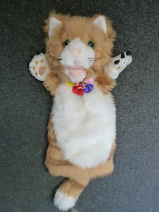 PUPPET-COMPANY-TABBY-CAT-HAND-GLOVE-PUPPET-SOFT-TOYS-PLUSH-PET-PUSSY