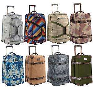 burton wheelie cargo koffer reisekoffer trolley reisetasche reisetrolley neu ebay. Black Bedroom Furniture Sets. Home Design Ideas